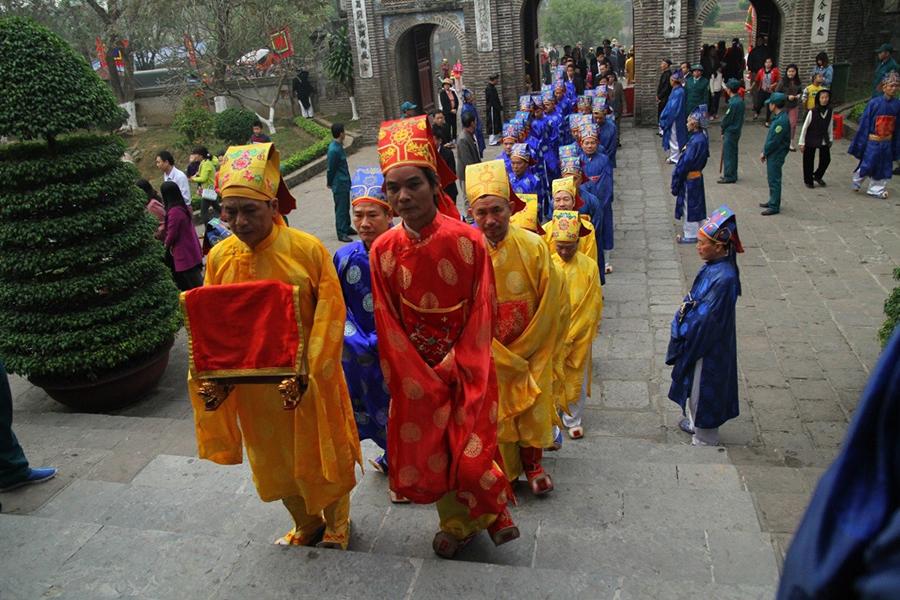Lễ hội Cổ Loa nhằm tưởng nhớ và suy tôn Thục Phán An Dương Vương, người có công dựng nước Âu Lạc và xây thành Cổ Loa.