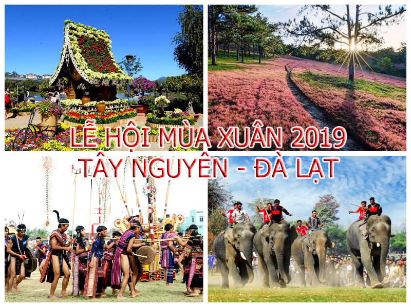 #Tết này đi đâu: Lễ hội mùa xuân vùng cao Tây Nguyên – Đà Lạt năm 2019 post image