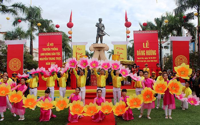 Lễ hội Nguyễn Trung Trực
