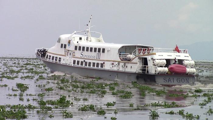 Tàu Superdong tuyến Rạch Giá - Phú Quốc