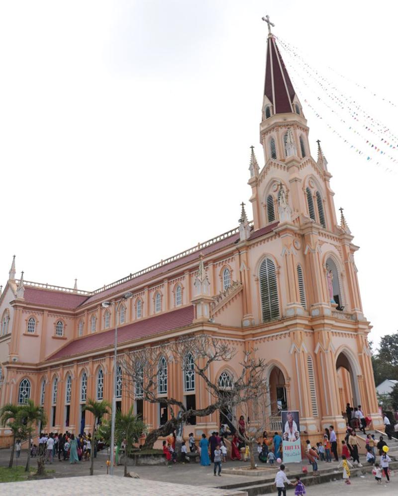 Nhà thờ Đông Cường
