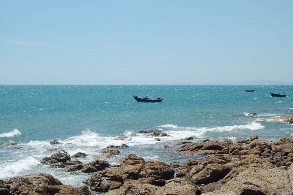 Biển Hòn Rơm Phan Thiết