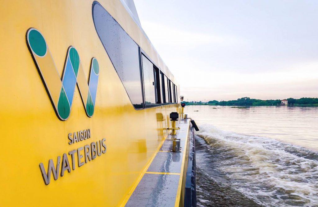 Khám phá xe buýt đường sông tphcm (Saigon river bus) chỉ với 30 ngàn đồng thumbnail