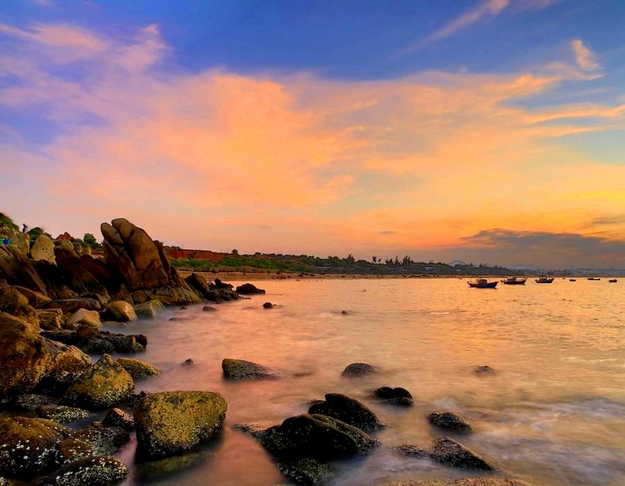 Kỳ diệu 9 bãi biển Bình Thuận hấp dẫn trên cả tuyệt vời post image