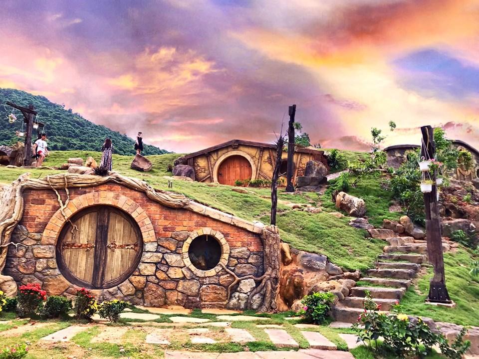 Nhắm mắt thấy mùa hè tại   xứ sở thần tiên Bạch Mã Village post image