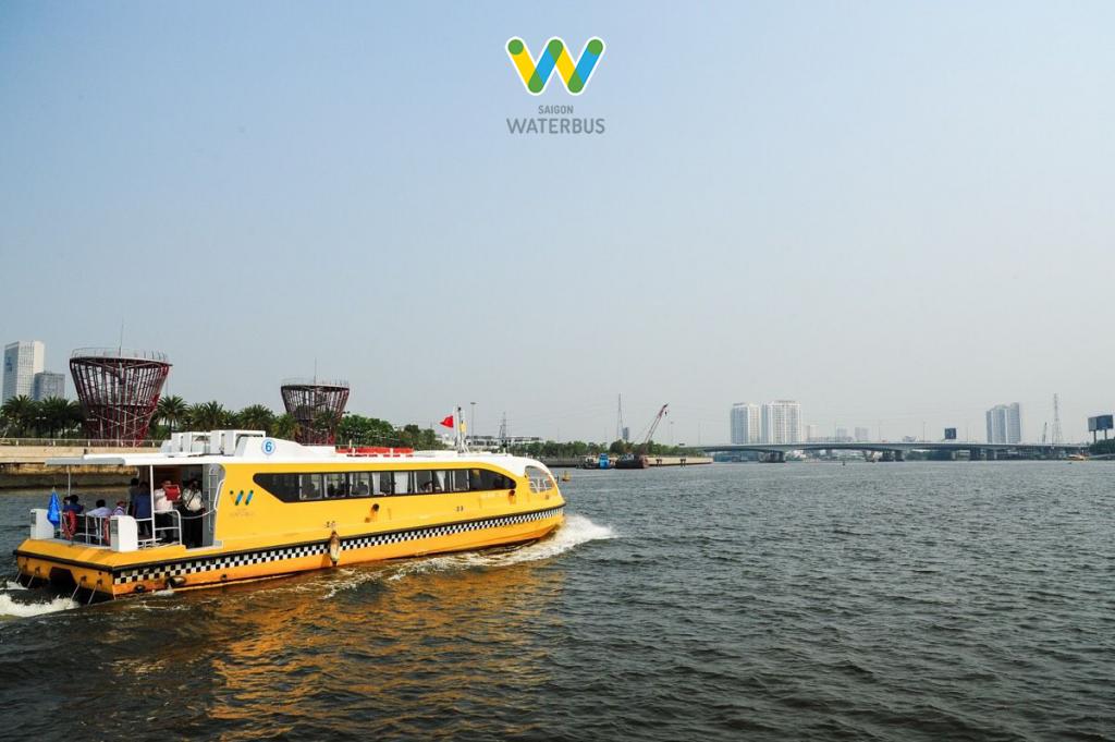 Khám phá xe buýt đường sông tphcm (Saigon river bus) chỉ với 30 ngàn đồng post image