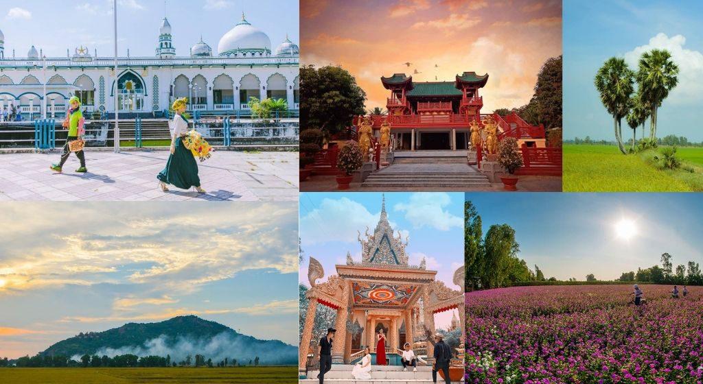 Không thể bỏ lỡ những địa điểm cực đẹp khi đến An Giang! thumbnail
