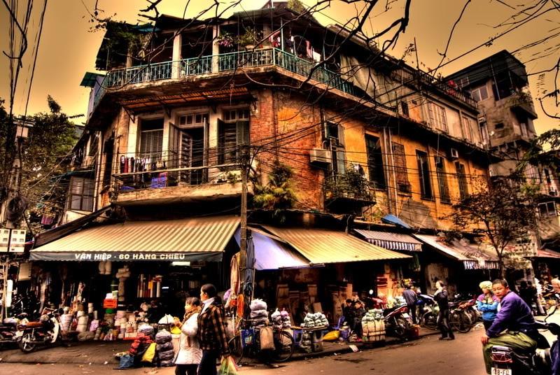 Hiện đại nhưng vẫn giữ được nét cổ kính rất riêng biệt của Hà Nội 36 phố phường xưa