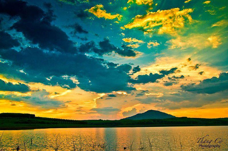 Núi Bà Rá Bình Phước