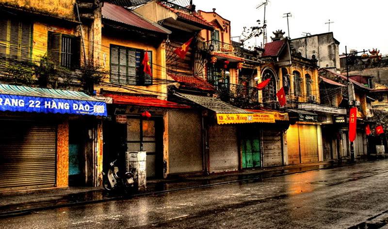 Nét cổ kính đơn sơ vẫn còn lưu trữ trong cuộc sống hiện đại của người Hà Nội