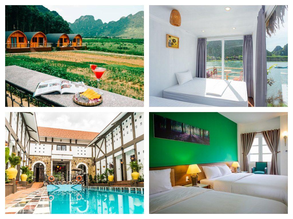 Khách sạn gần Động Phong Nha