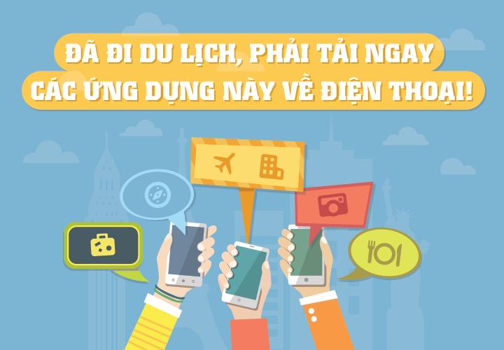Top 5 ứng dụng du lịch Việt Nam không thể thiếu dành cho bạn thumbnail