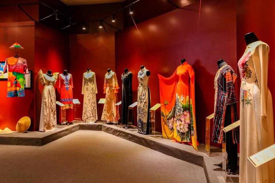 Thông qua trang phục áo dài bạn có cơ hội hiểu hơn về văn hoá truyền thống của dân tộc