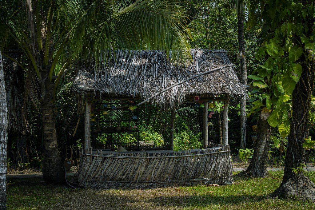 Bảo tàng mang đến cho bạn cảm giác hưởng thụ không khí trong lành của cuộc sống thôn dã