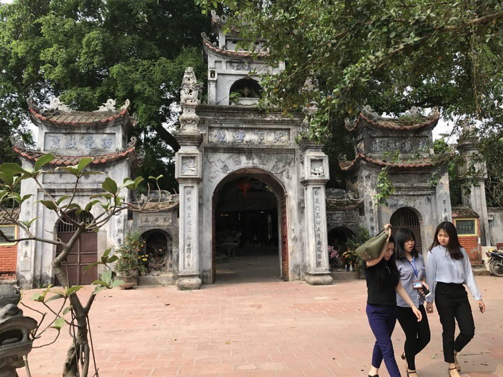 Đền Mẫu Hưng Yên – chốn linh thiêng nơi Phố Hiến, Hưng Yên.
