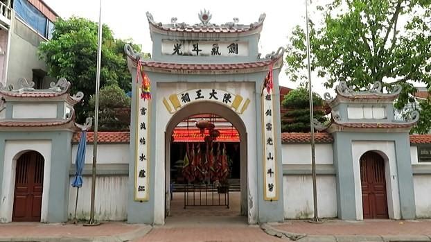 Đền Trần Hưng Yên – nơi thờ vị đức thánh cha của dân tộc Việt Nam