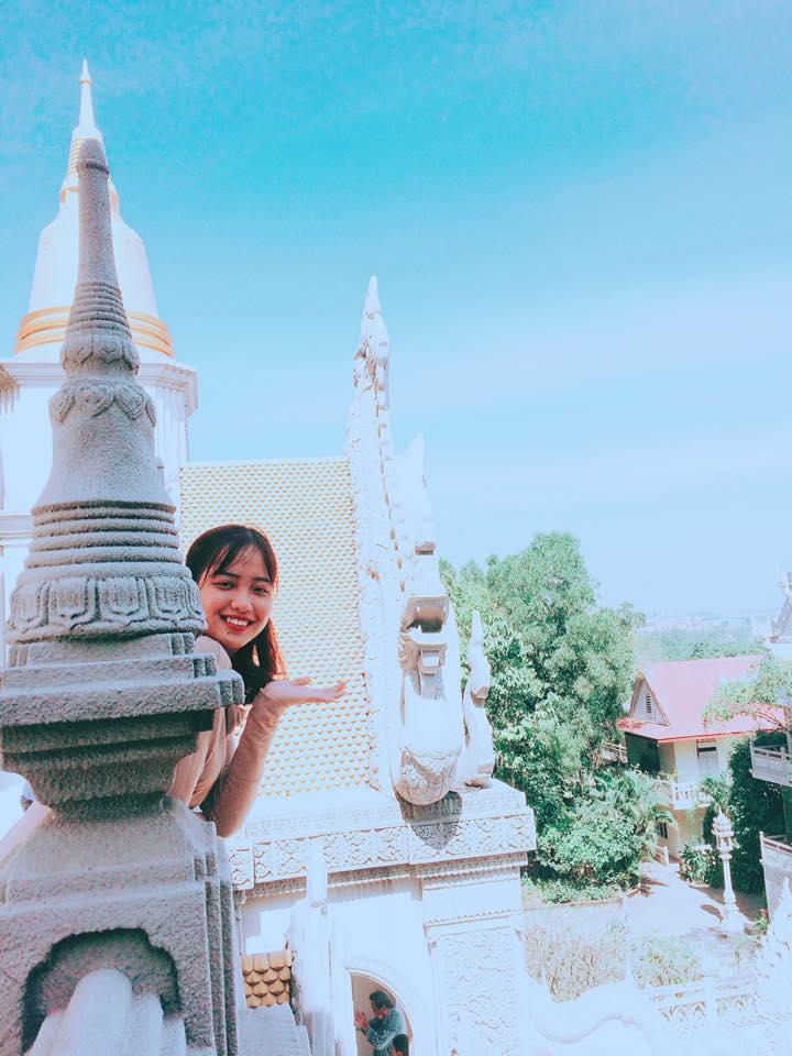 Bạn sẽ có cảm giác ngỡ ngàng khi ghé thăm chùa Bửu Long bởi ở đây có rất nhiều không gian cho bạn sống