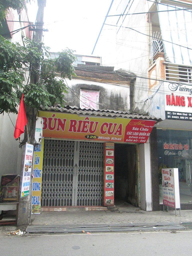 Số 106 Minh Khai