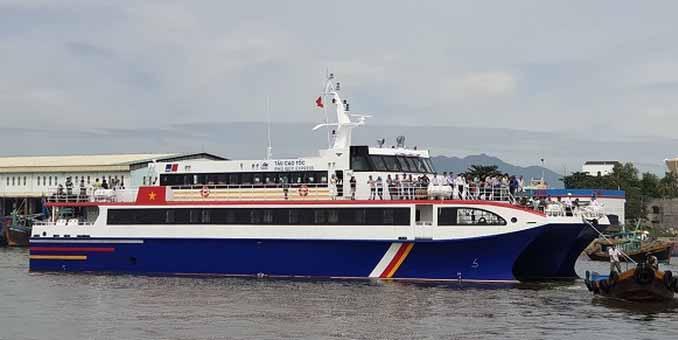 Tàu cao tốc Phú Quý Express