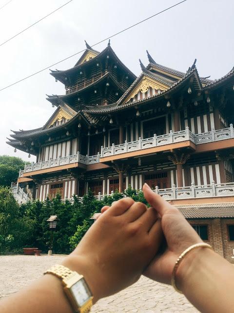 """Tu viện Khánh An hiện trở thành địa điểm """"cực hot"""" của giới trẻ"""