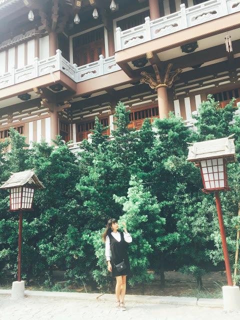 Sống ảo ở Tu viện Khánh An mang đến cho bạn những hình ảnh đẹp như đi Nhật