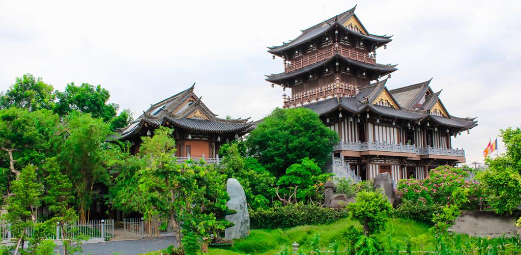 """Ghé thăm """"tiểu Tokyo"""" của Tu viện Khánh An ngay tại Sài Gòn thumbnail"""