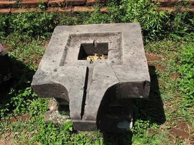 Âm vật thiêng Yony ở thánh địa Mỹ Sơn