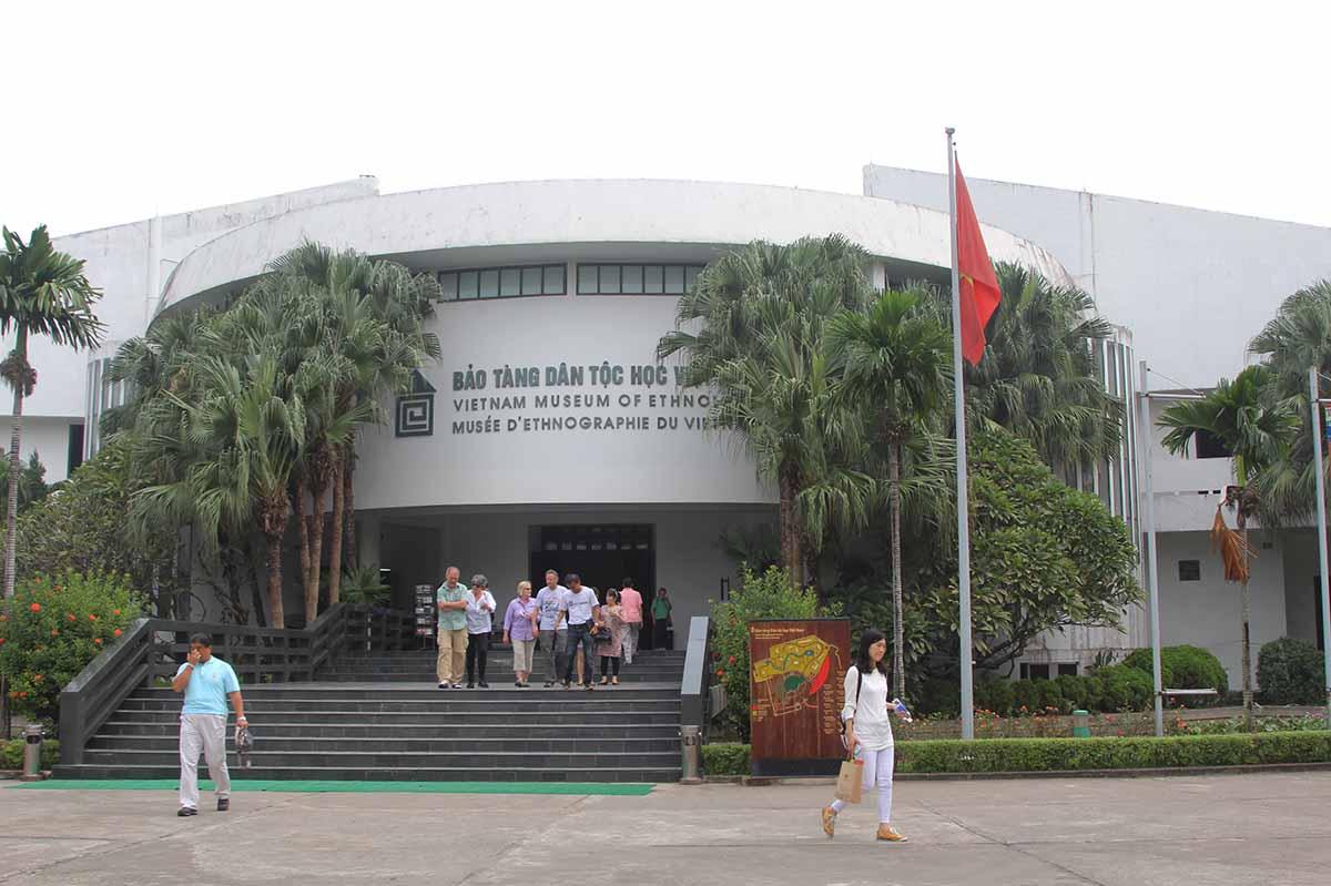 Những điều bạn chưa biết về bảo tàng dân tộc học Việt Nam post image