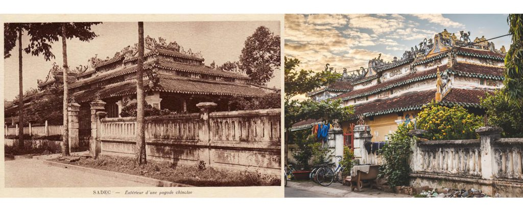 Đình thần Vĩnh Phước xưa và nay
