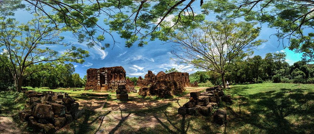 Du lịch quần thể di tích thánh địa Mỹ Sơn để có trải nghiệm thú vị