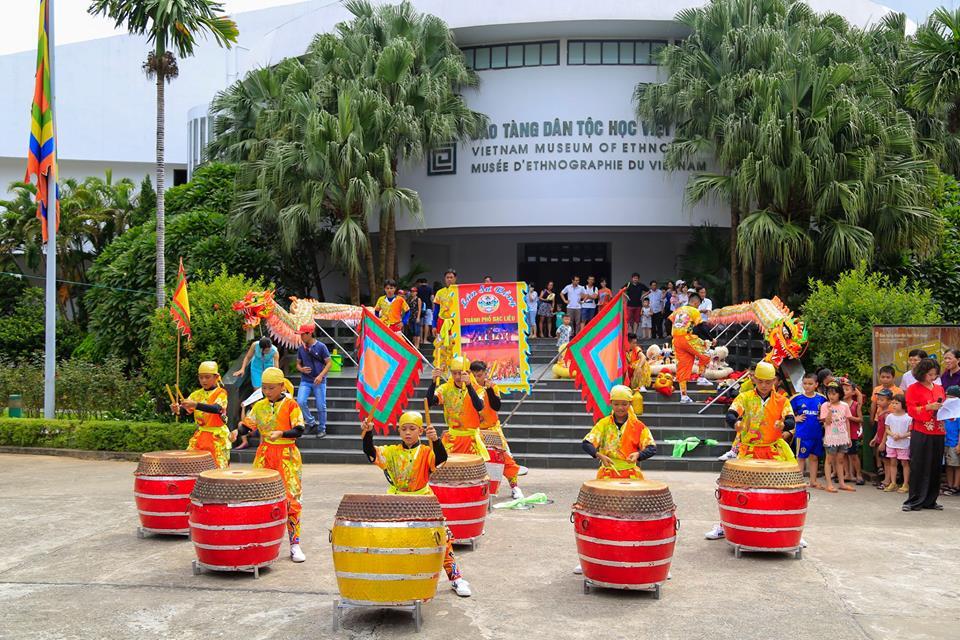 Hoạt động nghệ thuật đặc sắc ở Bảo tàng dân tộc học Việt Nam