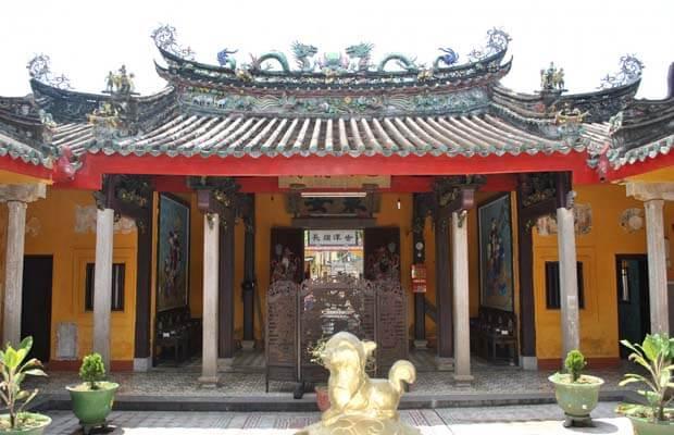 Hội quán Triều Châu ở Hội An.