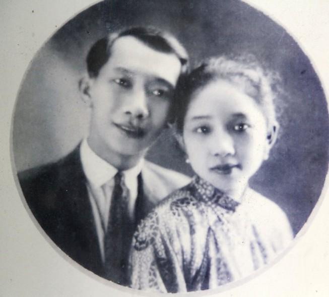Huỳnh Thủy Lê và người vợ môn đăng hộ đối của ông
