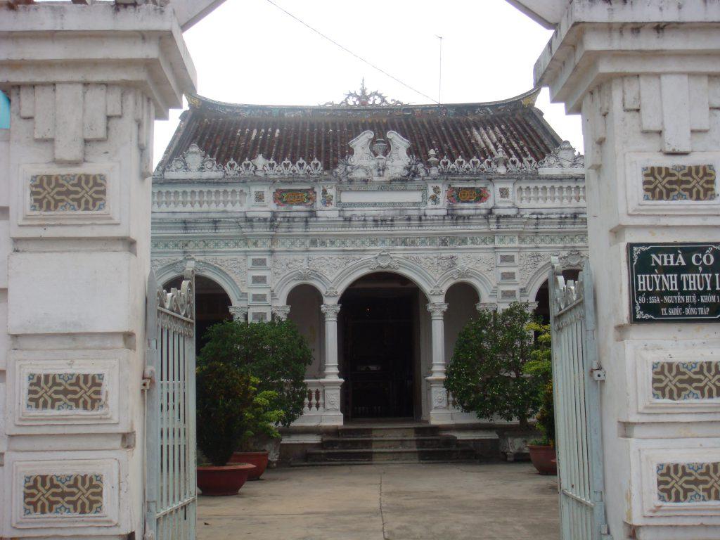 Tham quan ngôi nhà cổ Huỳnh Thủy Lê hàng trăm năm tuổi