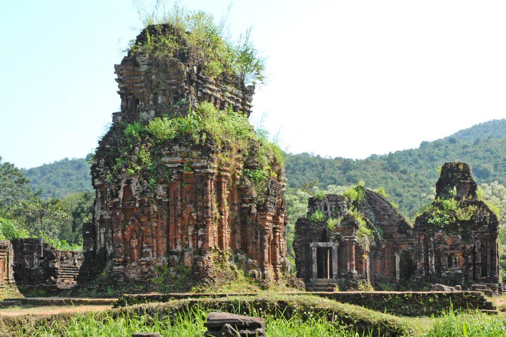 Thánh địa Mỹ Sơn Duy Xuyên Quảng Nam.