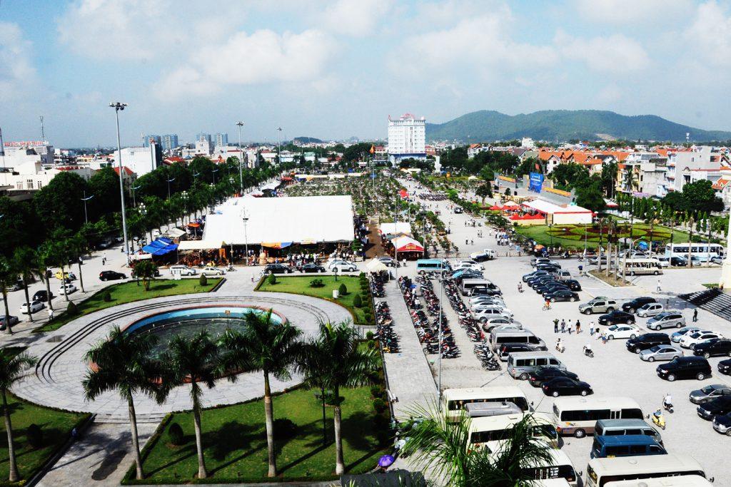 Thành phố Thanh Hóa là cái nôi của những vị vua, vị anh hùng kiệt xuất tạo nên những thắng lợi lịch sử cho dân tộc.