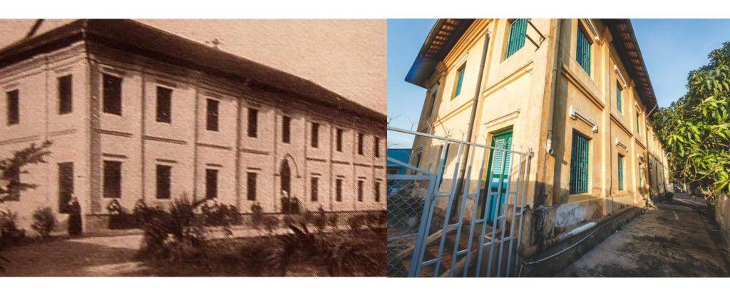 Tu viện Chúa quan phòng xưa và nay