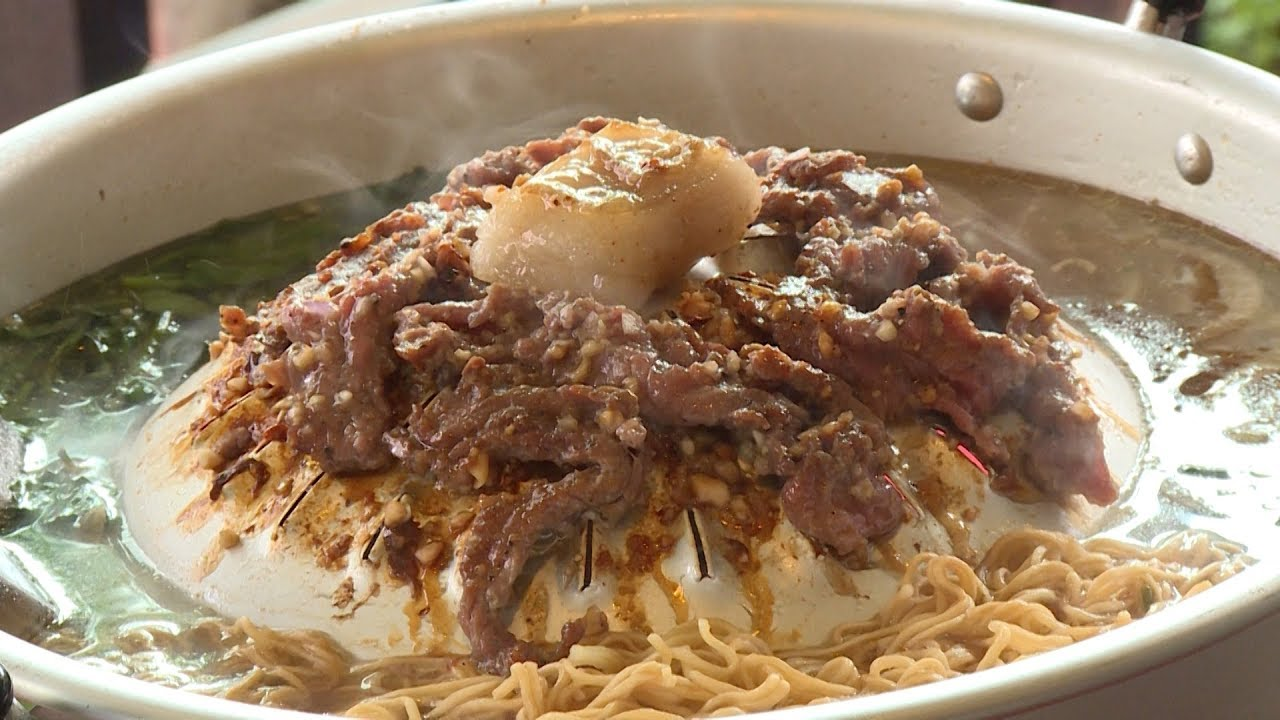 Thưởng thức món thịt bò đặc biệt chỉ có ở miền Tây sông nước: bò leo núi.