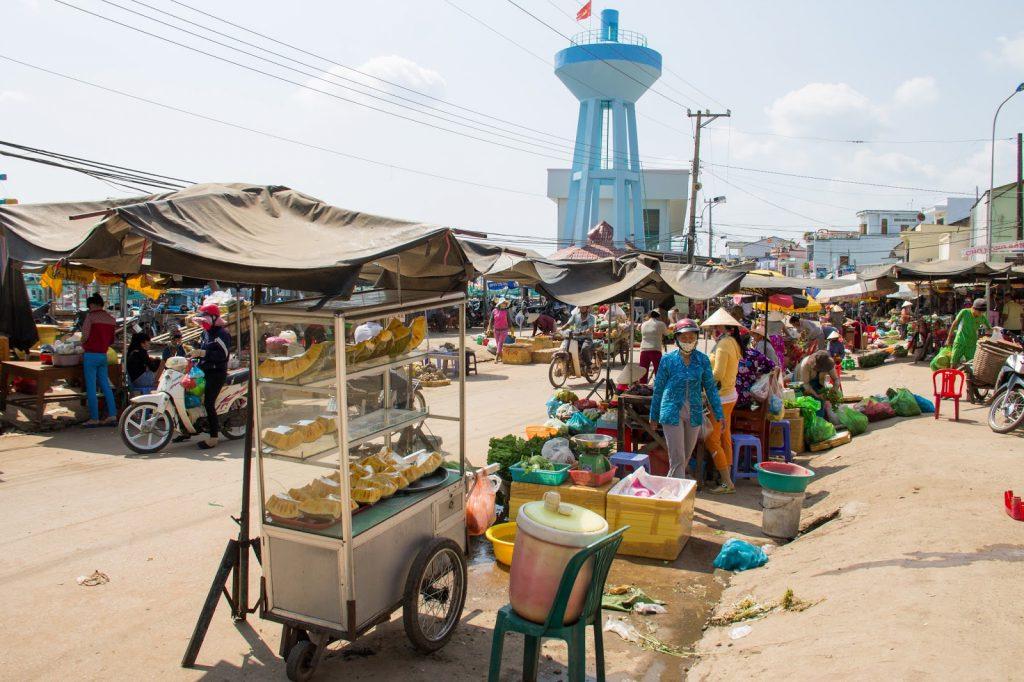 Chợ An Thới Phú Quốc.