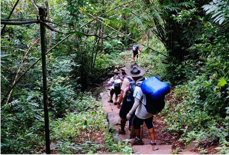 Chinh phục Núi Bà theo cung đường Ma Thiên Lãnh