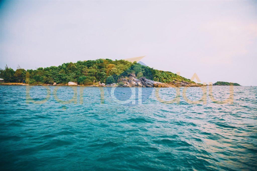 Hay còn gọi là đảo Robinson.