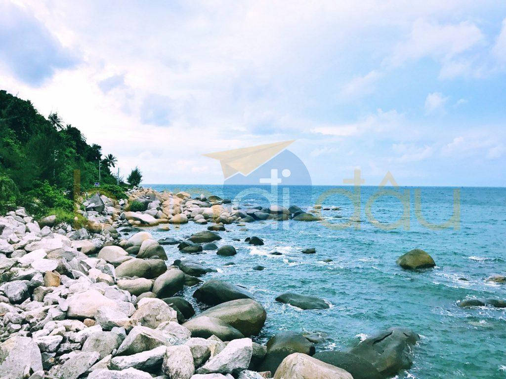 Tour đảo hòn Sơn Phú Quốc.