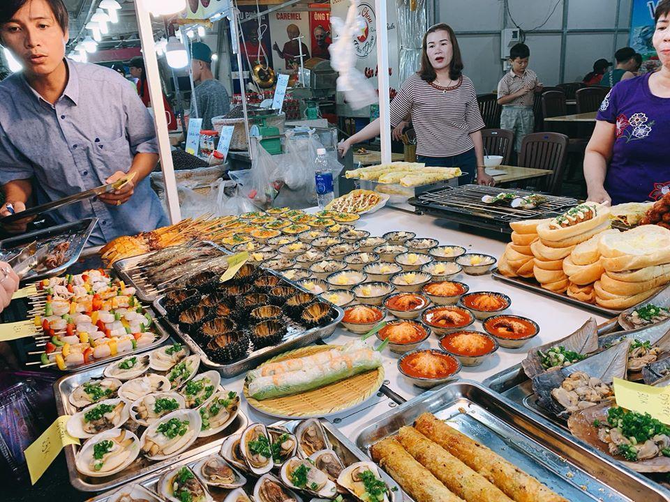 """Không thể """"làm ngơ"""" trước những món ăn hải sản ở Phú Quốc."""