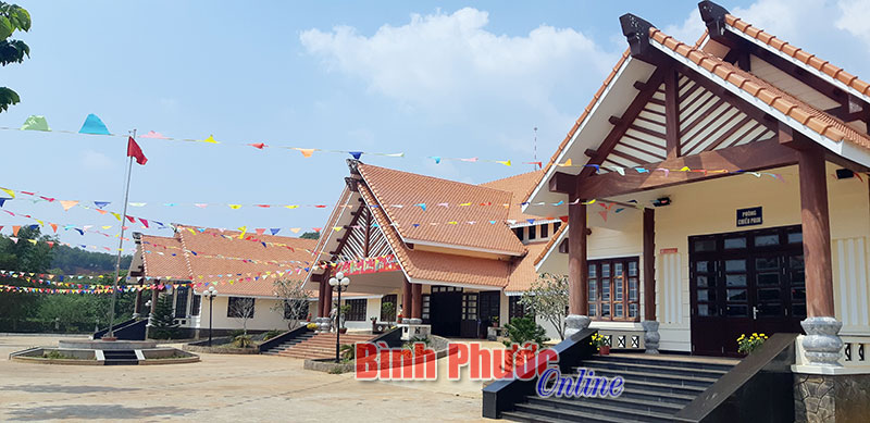 Khu bảo tồn văn hóa dân tộc S'Tiêng sóc Bom Bo