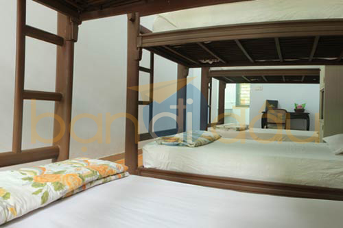 Phòng nghỉ tập thể Madagui.