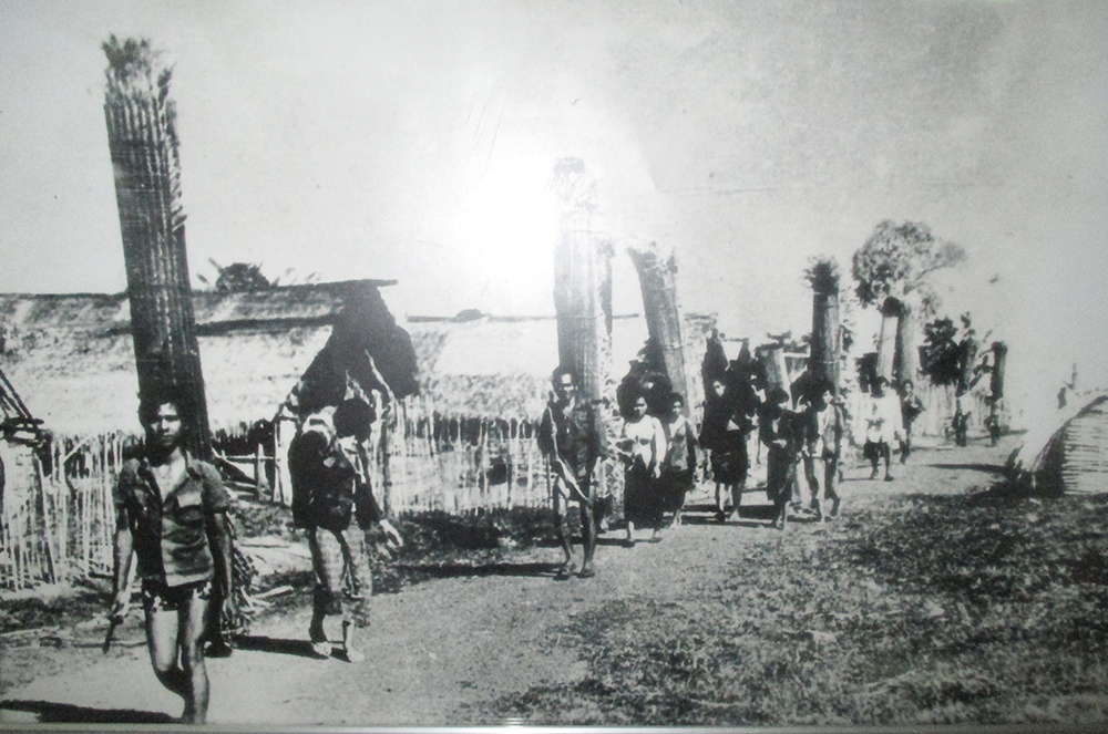 Phong trào cách mạng của đồng bào ở sóc Bơm Bo