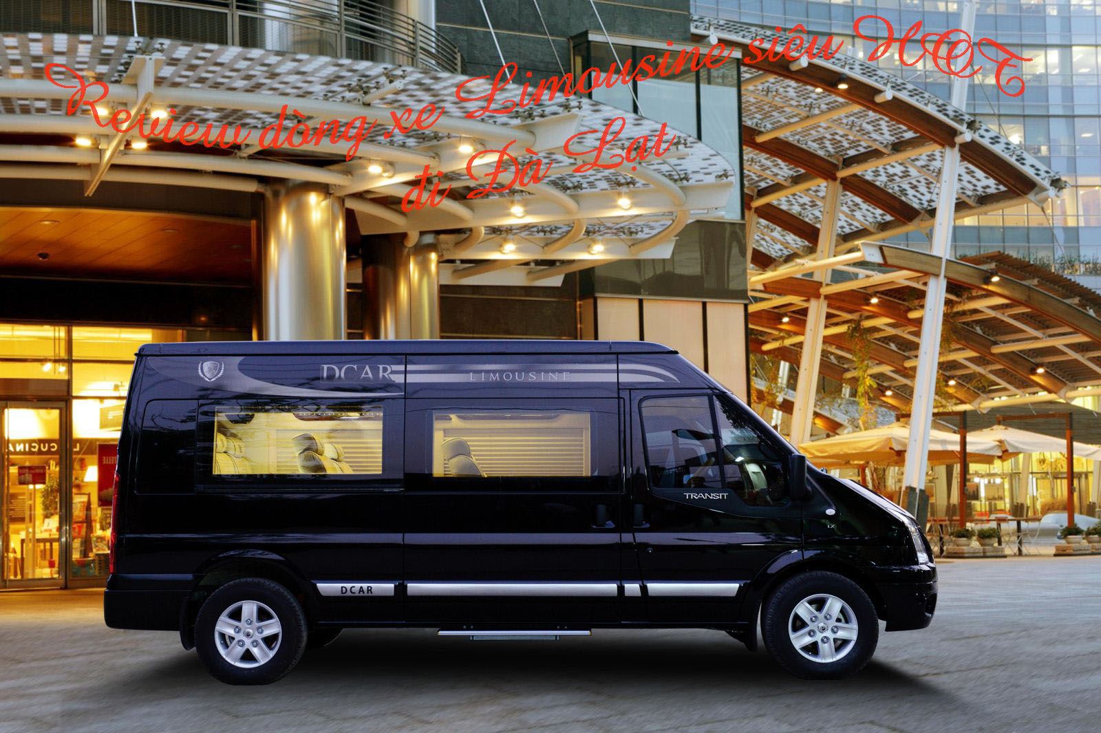 Review dòng xe Limousine siêu HOT đi Đà Lạt thumbnail