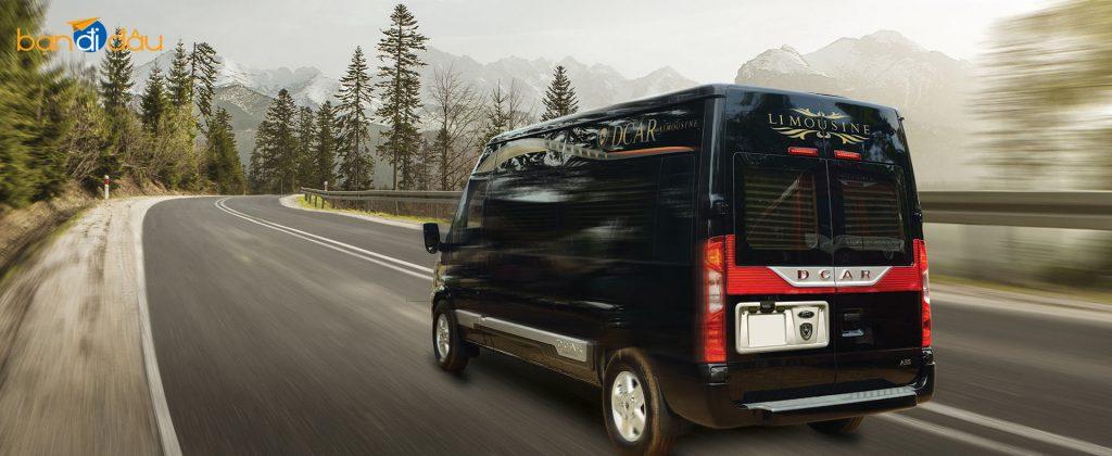 Review dòng xe Limousine siêu HOT đi Đà Lạt.