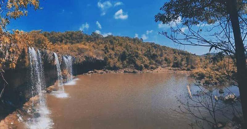 Vườn quốc gia Bù Gia Mập đẹp tựa tranh