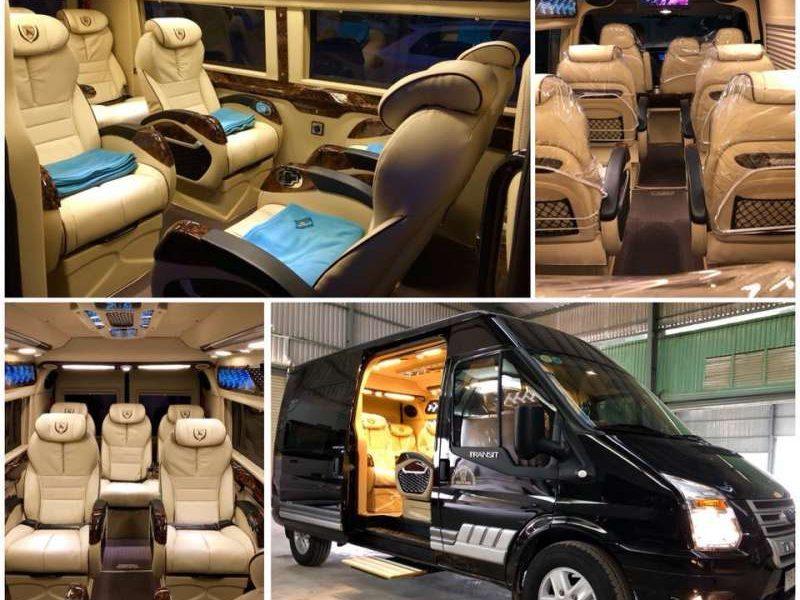 Xe mới được cập nhật mẫu mới và thêm tuyến đường Sài Gòn.